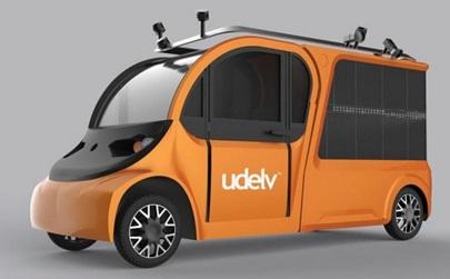 udelv Autonomous Vehicle