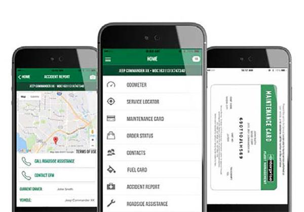 Enterprise Fleet Management Mobile App